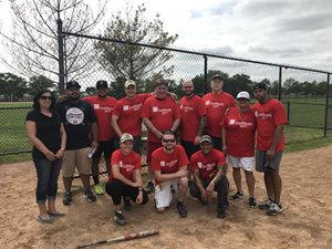 Easter Seals Softball Game