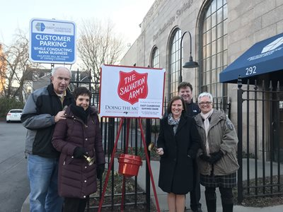 Red Kettle Drive 2018